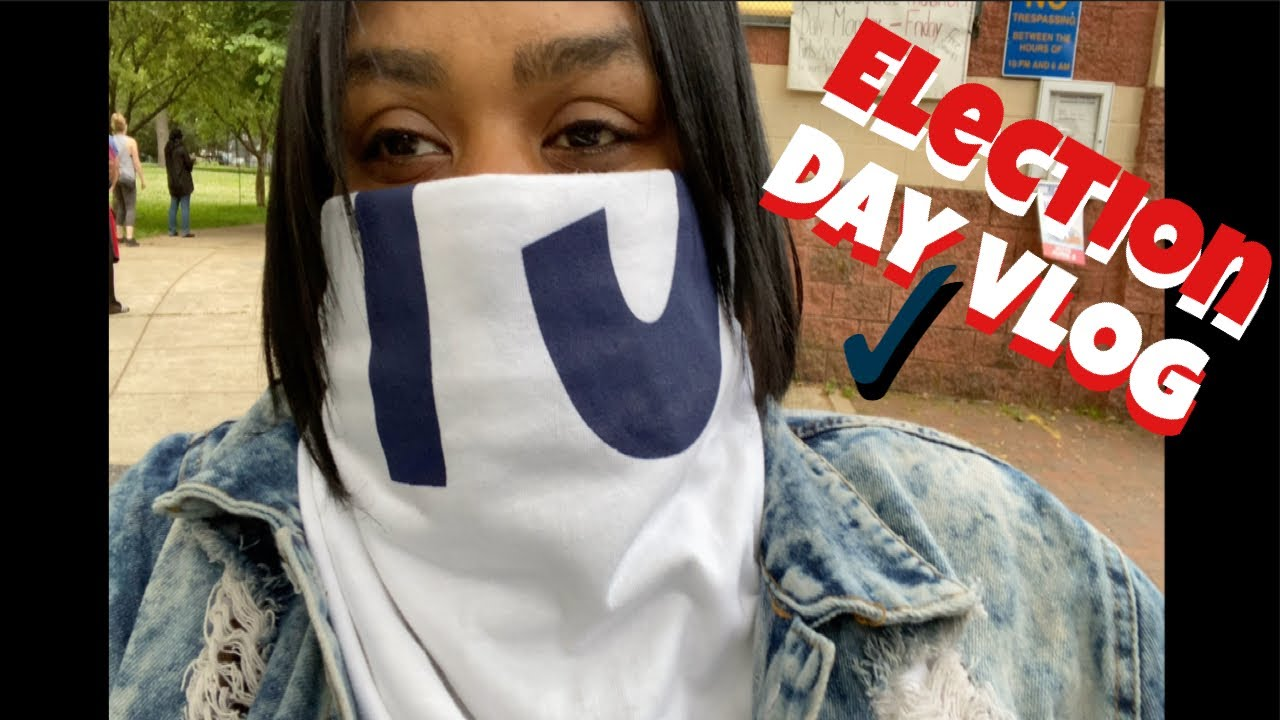 Presidential ELection Tuesday | Make Your Voice Be Heard | I Voted ?