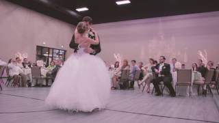 Our Magical First Dance: Timmerman Wedding 2016