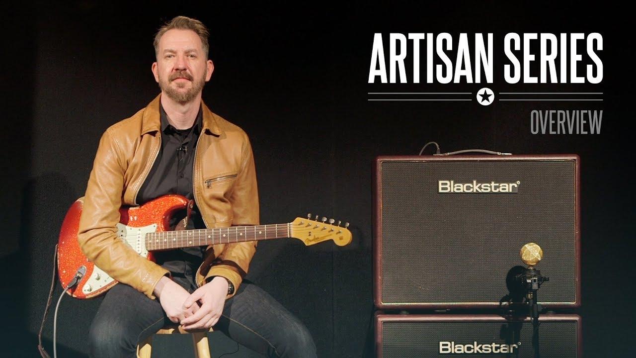 blackstar artisan 30 overview youtube. Black Bedroom Furniture Sets. Home Design Ideas