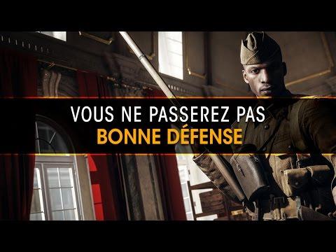 Vous ne passerez pas ! Ça c'est de la défense ! - Battlefield 1