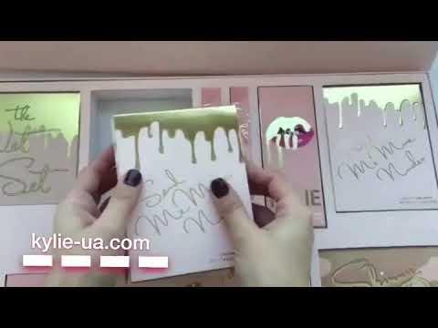 Подарочный набор косметики Kylie Vacation USA премиум качества .