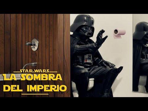 ¿Cómo Darth Vader Iba Al Baño? – Star Wars –