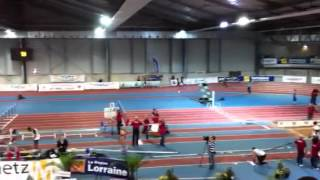 Phara meeting indoor Metz 200m