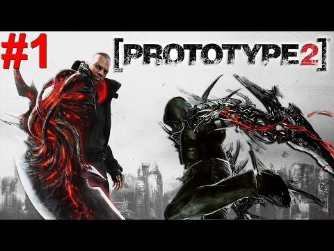 Prototype 2 PS3 Gameplay #1 [Crazy Ass Game!]