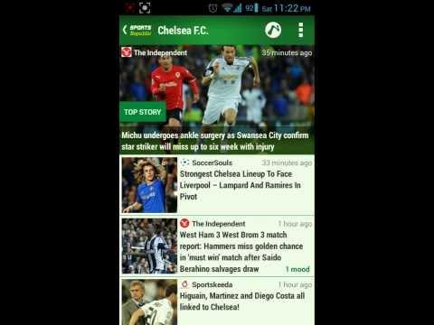 Review App: Sport Republic