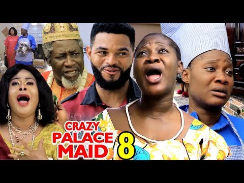 Download CRAZY PALACE MAID SEASON 8 - Mercy Johnson 2020 Latest Nigerian Nollywood Movie Full HD