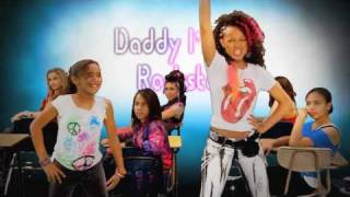 Cymphonique Daddy Im A Rockstar Official YouTube Music Video YouTube Videos