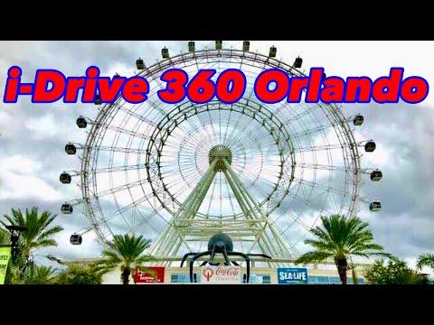 I-Drive 360 Orlando Vlog 12th October 2017