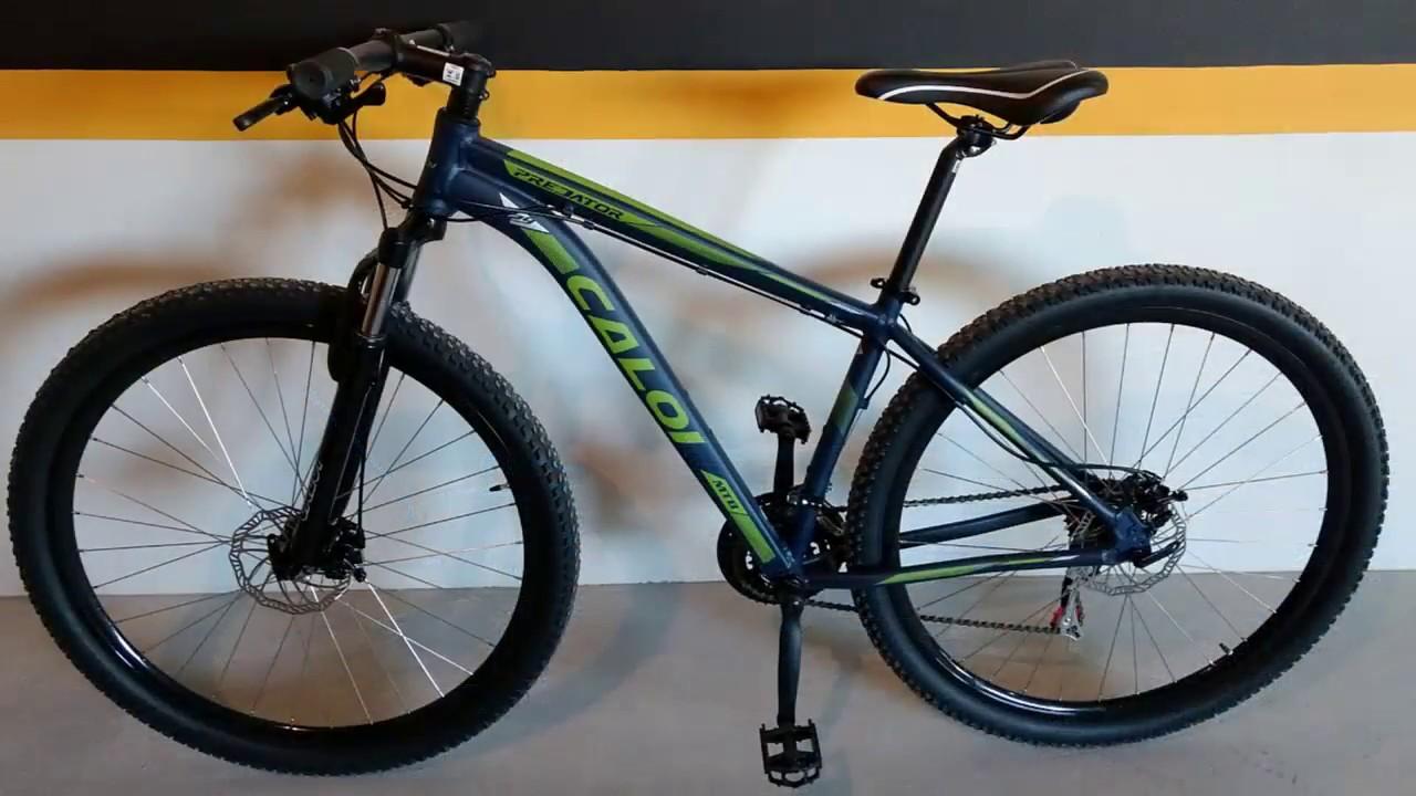 6921fee14 Bicicleta Caloi Predator Aro 29 comprada no Carrefour (Unboxing ...