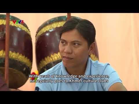 Colours of ethnic cultures - Khmer culture: A multicoloured picture