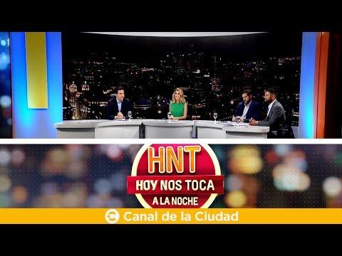 Información, noticias, actualidad y mucho más en Hoy nos toca a la Noche - 19/4