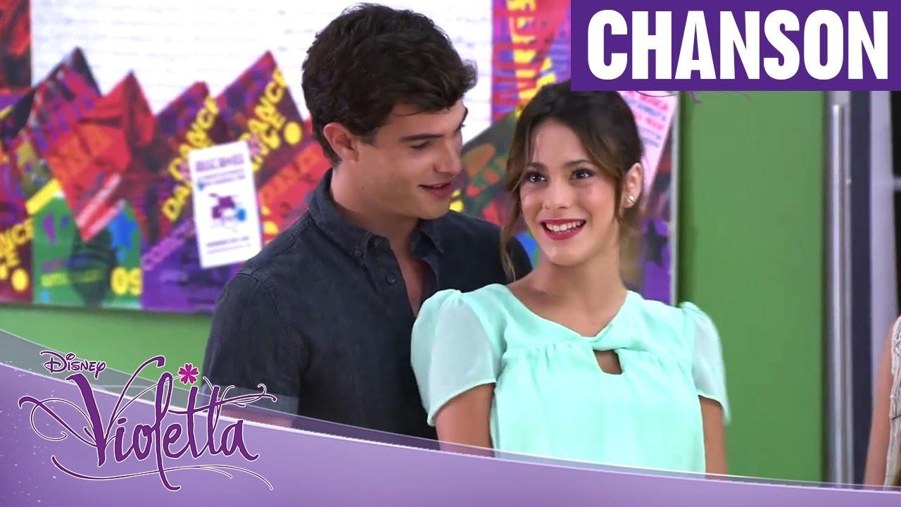 Violetta saison 2 entre dos mundos pisode 19 exclusivit disney channel youtube - Musique violetta saison 2 ...
