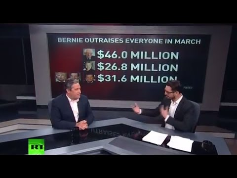 Full Show 4/21/16: The Sanders' Fundraising Revolution Continues