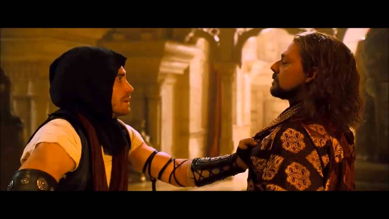 Prince Of Persia The Sands Of Time 2010 Clip No Ordinary Dagger Youtube