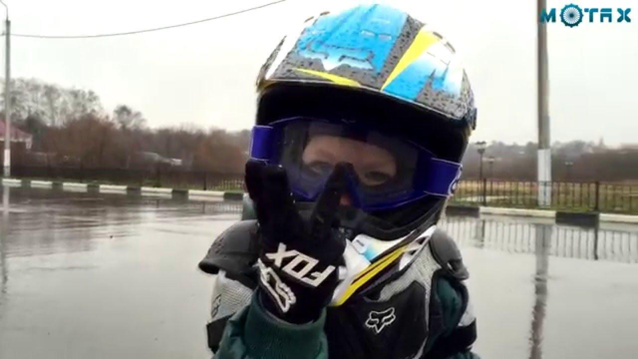 Тест драйв минимото MOTAX в стиле Ducati | Ребёнок 3 лет на мини мотоцикле
