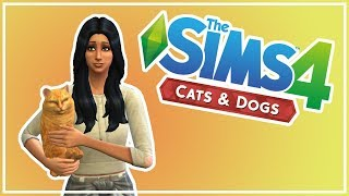 Sims 4: Cat and Dogs - Pet Challenge - 01 - I Can
