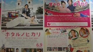 映画 ホタルノヒカリ B 2012 映画チラシ 2012年6月9日公開 【映画鑑賞&...