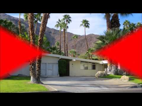 Celebrity Homes Palm Springs 2013
