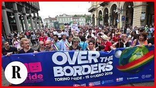 Torino pride 2019, Luxuria: