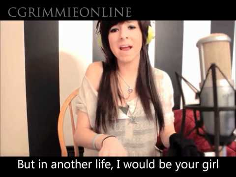 The one that got away Katy Perry  Christina Grimmie  MP3 Download link