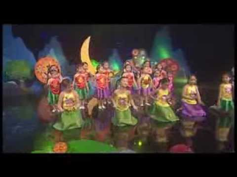 [Vầng trăng của em] Múa dân gian Ngọc Trai Việt