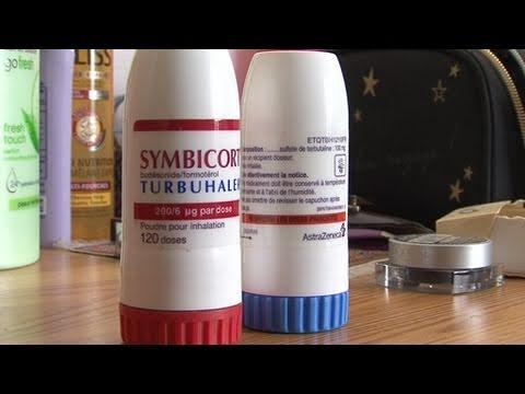 Symptômes allergiques pour l'asthme