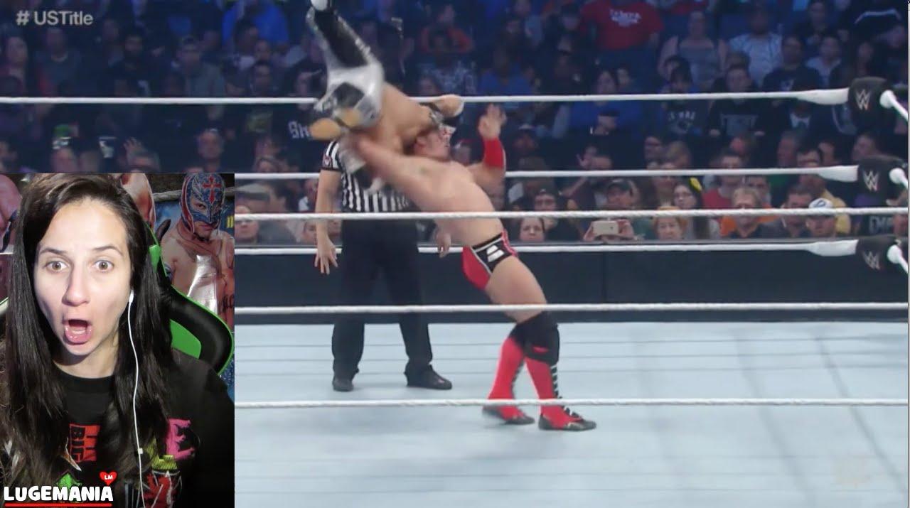 Download WWE Smackdown 1/28/16 Kalisto vs Neville