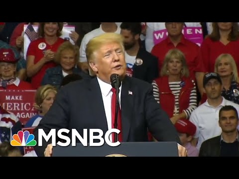 President Donald Trump Continues To Spin Falsehoods Ahead Of Elections | Morning Joe | MSNBC