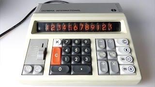 Nixie Calculator