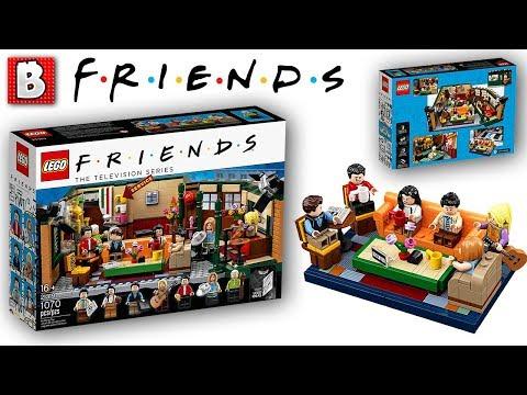 LEGO Friends TV Show IDEAS Set Officially Revealed!  | LEGO News