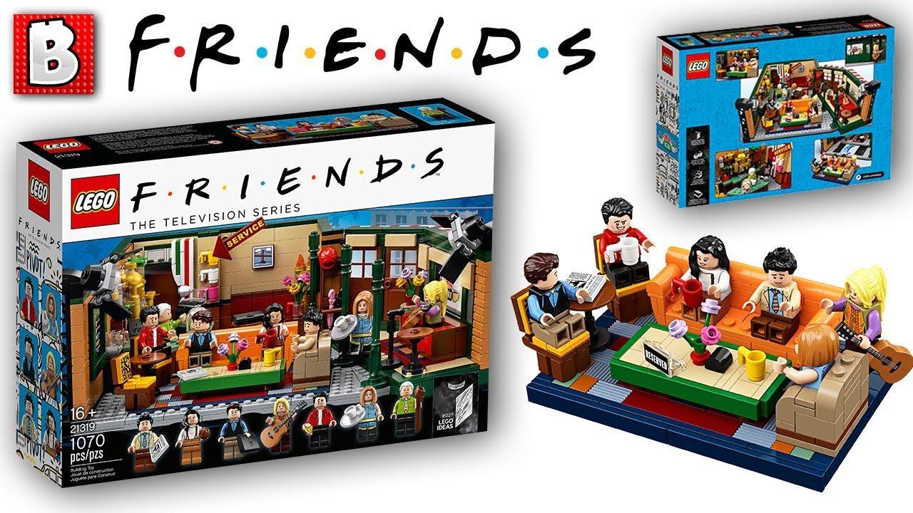 lego friends tv show ideas set