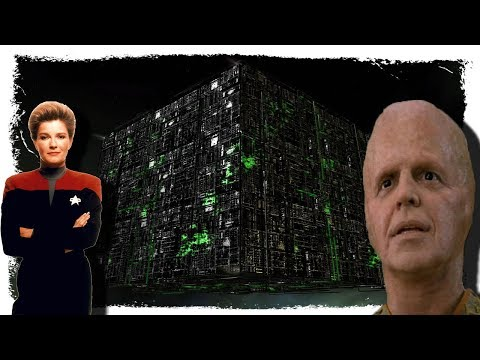 The Borg : How Janeway doomed Civilizations (Borg 8472 War)