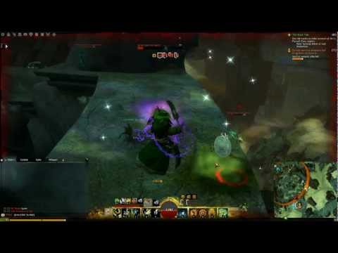 Guild Wars 2 - Vista Points - Malchor's Leap - Garden of Ilya