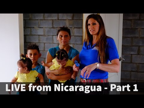 LIVE!! From Nicaragua!! Part 1