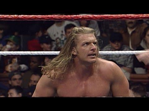 The Rock vs. Triple H: February 13, 1997