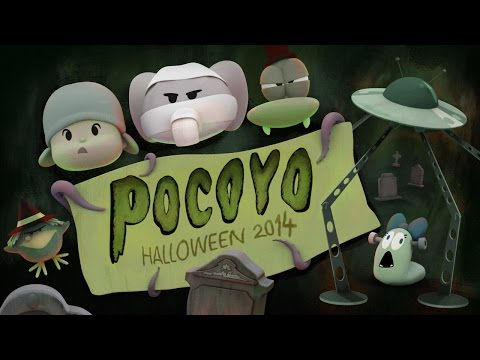 Pocoyo Halloween 2014: Trick-or-treat!!