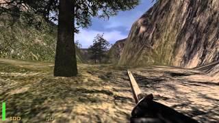 Return to Castle Wolfenstein - Mission 3, Part 1 (Forest Compound)