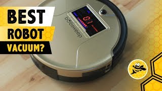 Best Robot Vacuum? bObsweep Pet Hair Unboxing and First Impressions