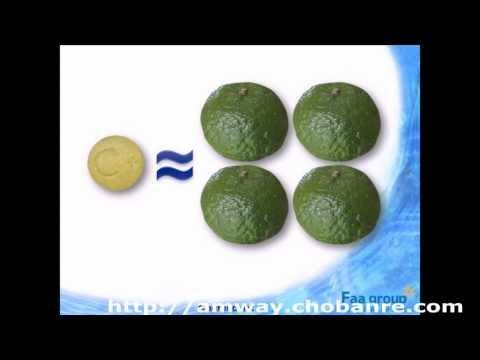 hướng dẫn demo vitamin C Amway