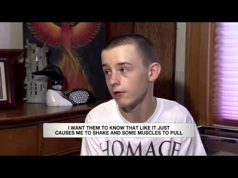 The Inside Story: Teen with movement disorder opts for brain surgery