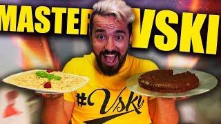 MASTER VSKI - FIZ 2 BOLOS DIFERENTES EM 1 HORA ! :D