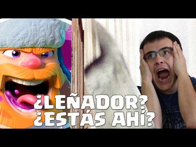 ¡¡¡LEN?ADOR!!! SAL A JUGAR CON A?LVARO | Apertura de cofres | Clash Royale | Espan?ol