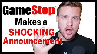 Gamestop's Bombshell Announcement! | Phase 3 Confirmed? | Closing Stores