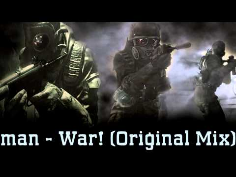 Bearman - War! (original mix)