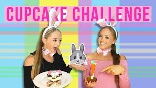Cupcake Challenge!  The Rybka Twins