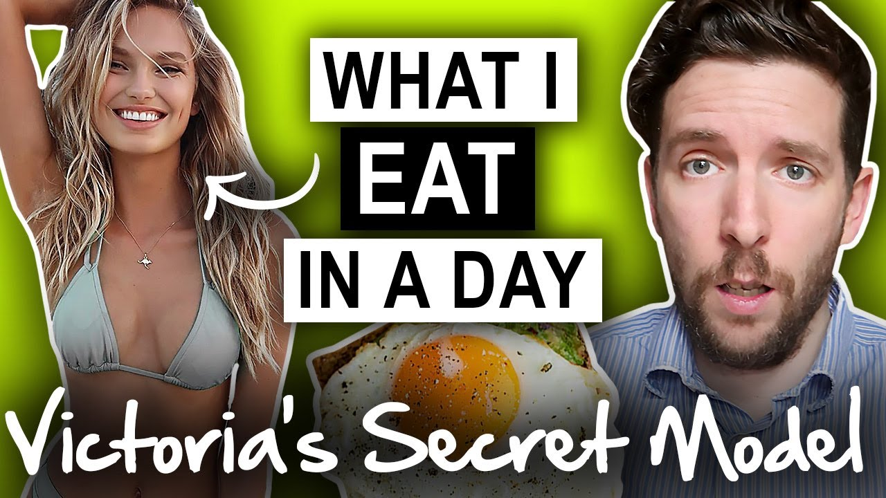 Nutritionist Reviews | Victoria's Secret Model - What I Eat In A Day (WOW)!!