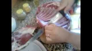 كيفية تحضير قديد العيد بطرقة نادية للطبخ والحلويات