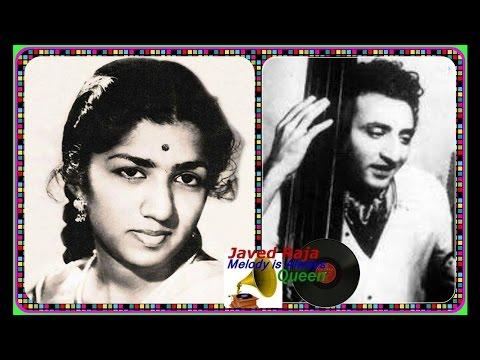 G M DURRANI & LATA-Film~AAIYE~[1949]~Baad Mudat Ke Hua Door Andhera-Kar Sakega Na-[ Best 78 RPM A