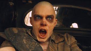 Культ личности Несмертного Джо — «Безумный Макс: Дорога ярости» (2015) сцена 2/10 HD