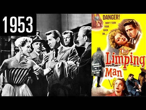 The Limping Man - Full Movie - OK QUALITY (1953)